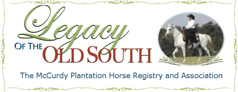 McCurdy Plantation Horse Association
